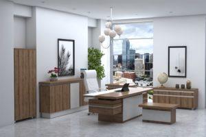 дизайнерская офисная мебель